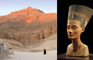 Escaneres podem indicar túmulo de Nefertiti