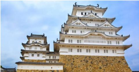 Castelo de Himeji - entre o mito e a história