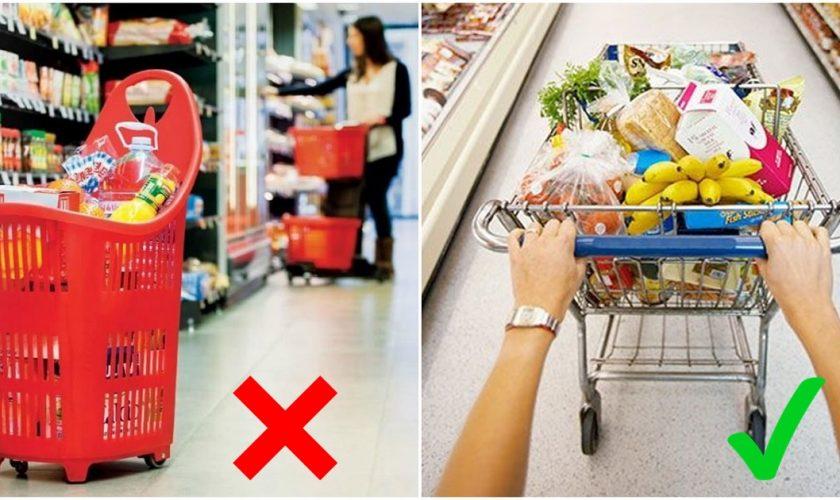 Algumas dicas que irão ajudá-lo a gastar menos dinheiro quando fizer compras