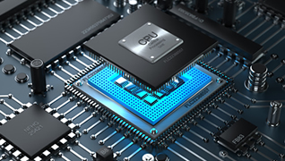 O curioso modo como é fabricado um processador