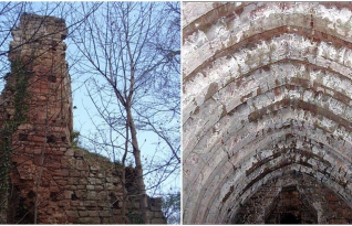 Castelo Yester, as ruínas de uma contrução histórica envolta em misticidade