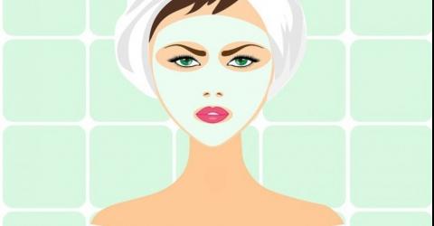 Como ter uma pele lisa! A máscara facial para pele seca que você pode preparar em casa